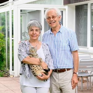 Theodor und Eva Kaufmann